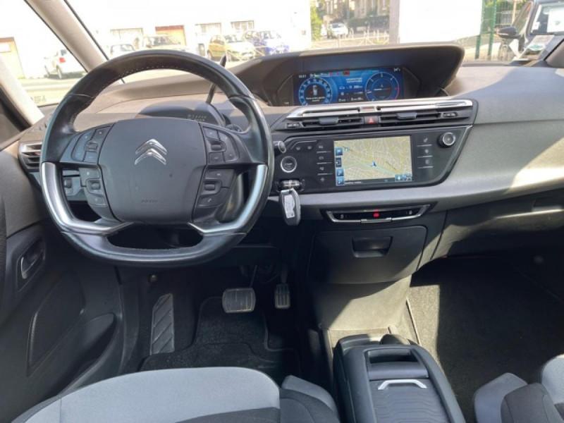 Photo 15 de l'offre de CITROEN C4 PICASSO 1.6 BHDI 120 S&S EAT6 INTENSIVE GPS à 12490€ chez Triplo auto