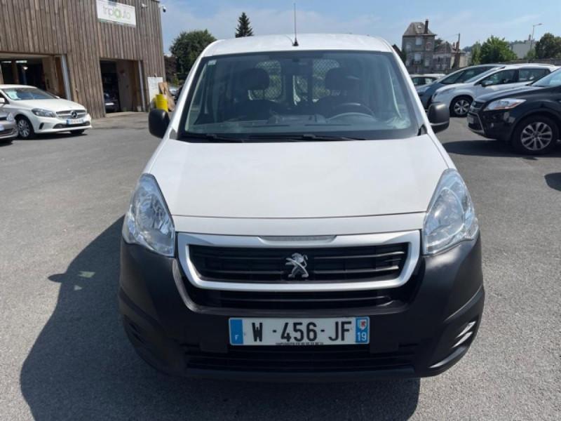 Photo 8 de l'offre de PEUGEOT PARTNER 1.6 BLUEHDI - 75  II PREMIUM CLIM à 10990€ chez Triplo auto