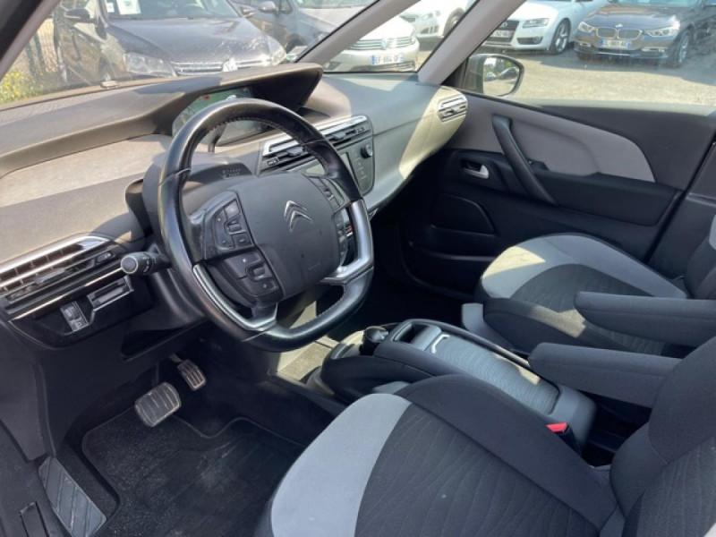 Photo 12 de l'offre de CITROEN C4 PICASSO 1.6 BHDI 120 S&S EAT6 INTENSIVE GPS à 12490€ chez Triplo auto