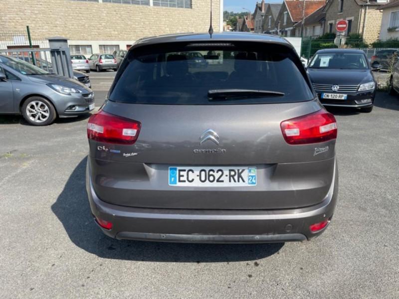 Photo 4 de l'offre de CITROEN C4 PICASSO 1.6 BHDI 120 S&S EAT6 INTENSIVE GPS à 12490€ chez Triplo auto