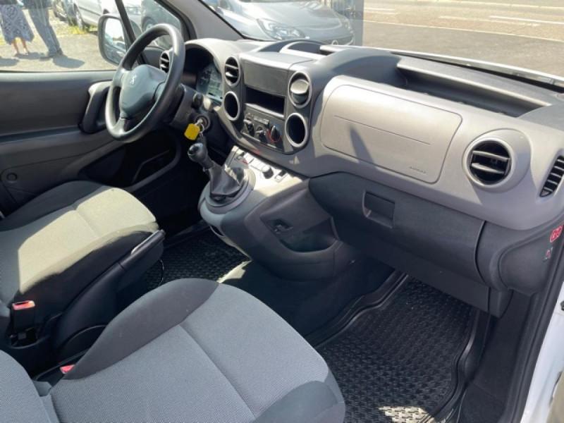 Photo 11 de l'offre de PEUGEOT PARTNER 1.6 BLUEHDI - 75  II PREMIUM CLIM à 10990€ chez Triplo auto