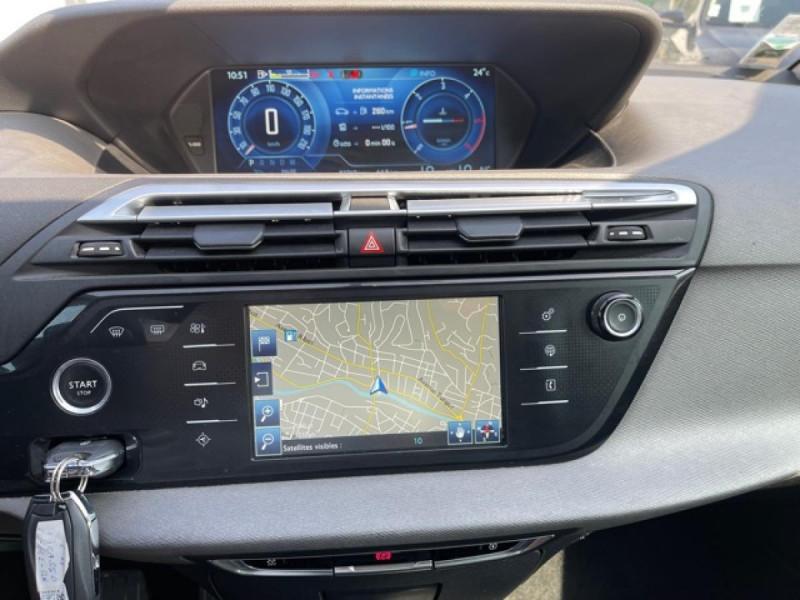 Photo 16 de l'offre de CITROEN C4 PICASSO 1.6 BHDI 120 S&S EAT6 INTENSIVE GPS à 12490€ chez Triplo auto