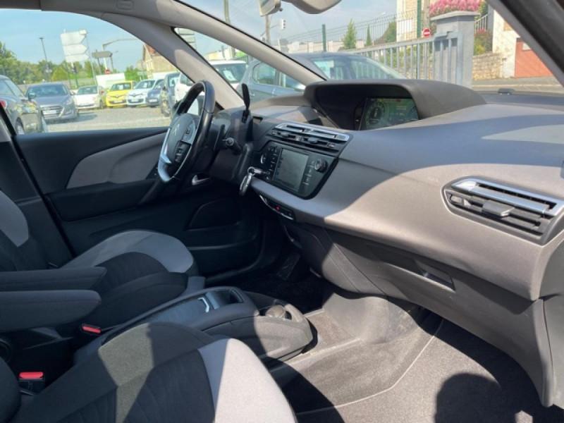 Photo 14 de l'offre de CITROEN C4 PICASSO 1.6 BHDI 120 S&S EAT6 INTENSIVE GPS à 12490€ chez Triplo auto