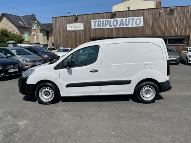 Photo 2 de l'offre de PEUGEOT PARTNER 1.6 BLUEHDI - 75  II PREMIUM CLIM à 10990€ chez Triplo auto