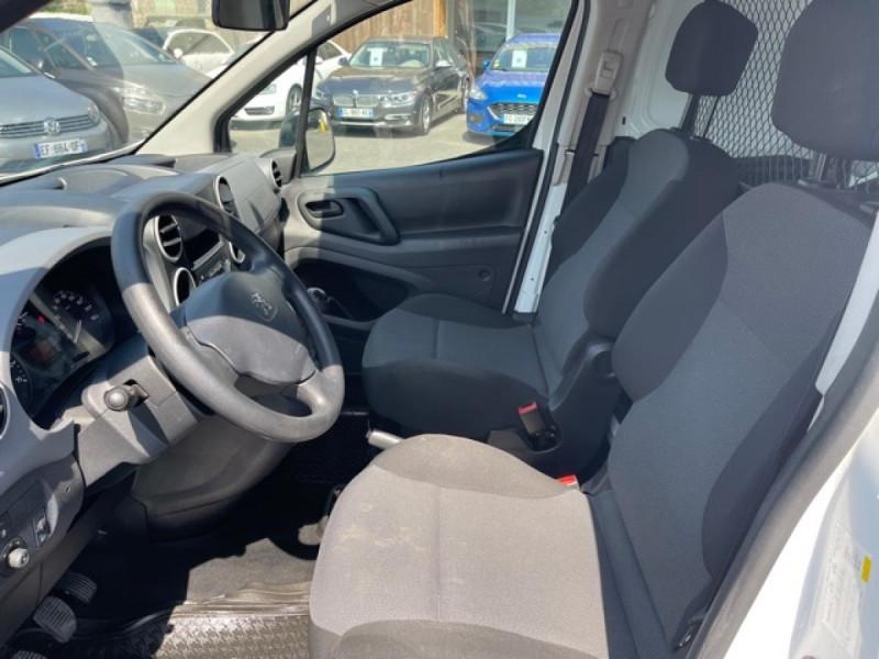 Photo 13 de l'offre de PEUGEOT PARTNER 1.6 BLUEHDI - 75  II PREMIUM CLIM à 10990€ chez Triplo auto