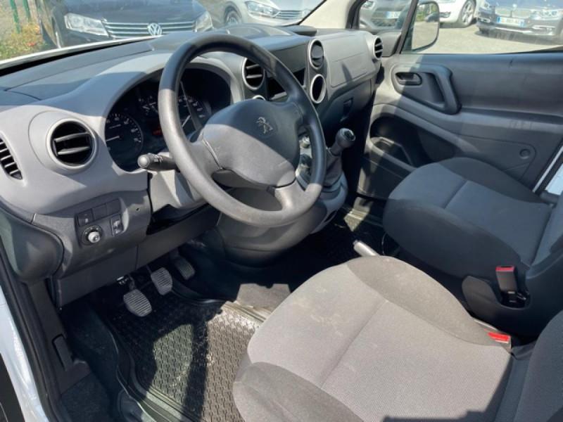 Photo 12 de l'offre de PEUGEOT PARTNER 1.6 BLUEHDI - 75  II PREMIUM CLIM à 10990€ chez Triplo auto