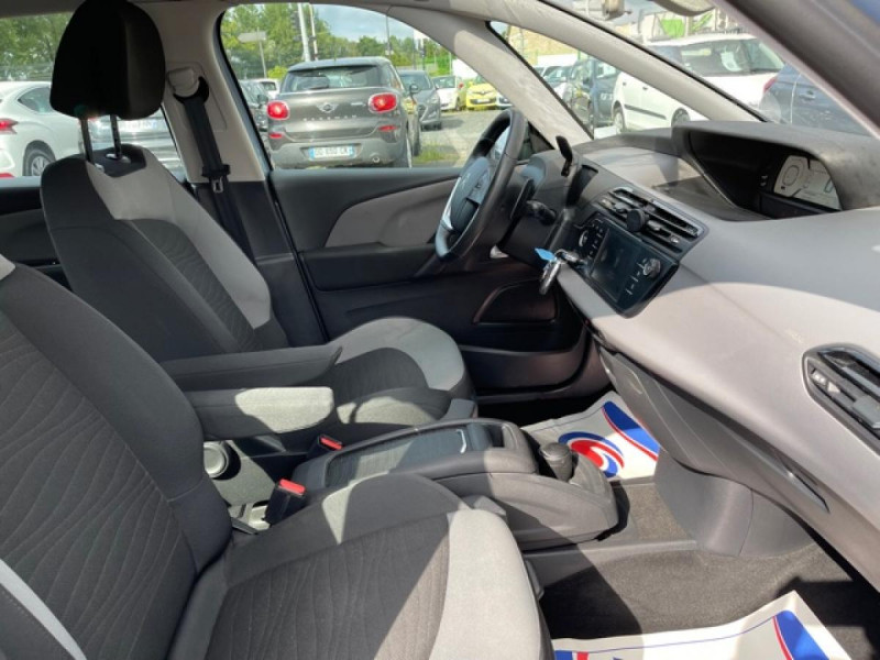 Photo 14 de l'offre de CITROEN C4 PICASSO 1.6 E-HDI 90 ETG  BUSINESS GPS à 9990€ chez Triplo auto