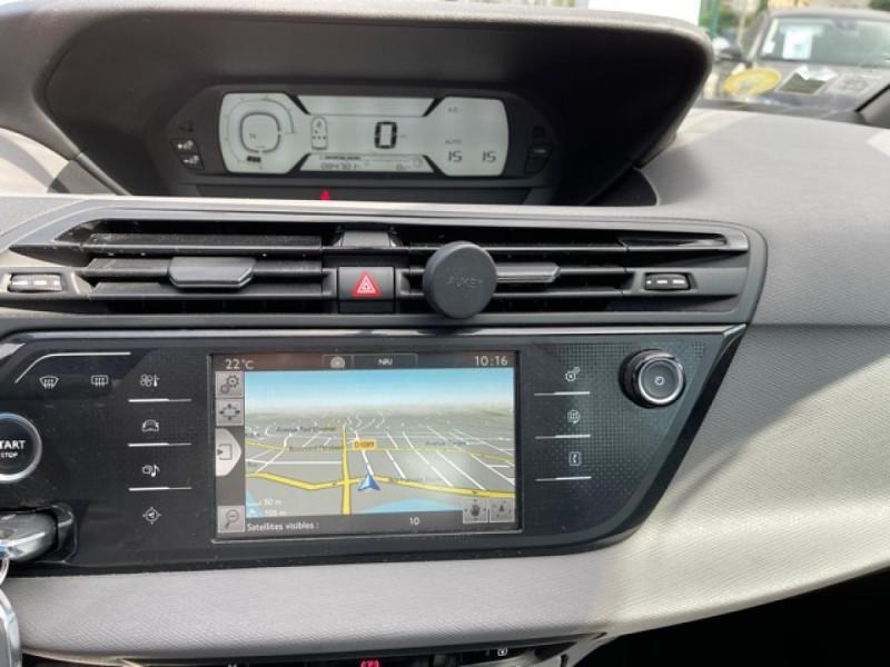 Photo 17 de l'offre de CITROEN C4 PICASSO 1.6 E-HDI 90 ETG  BUSINESS GPS à 9990€ chez Triplo auto
