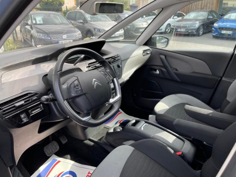 Photo 12 de l'offre de CITROEN C4 PICASSO 1.6 E-HDI 90 ETG  BUSINESS GPS à 9990€ chez Triplo auto