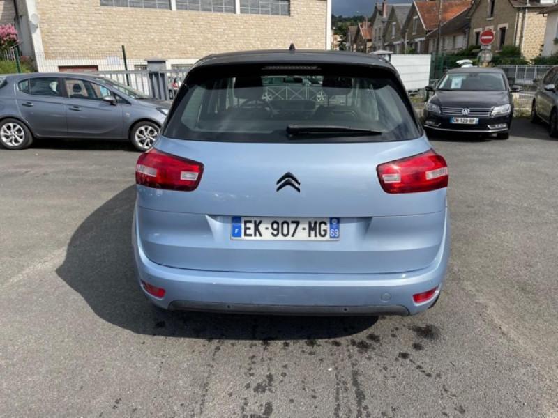 Photo 4 de l'offre de CITROEN C4 PICASSO 1.6 E-HDI 90 ETG  BUSINESS GPS à 9990€ chez Triplo auto