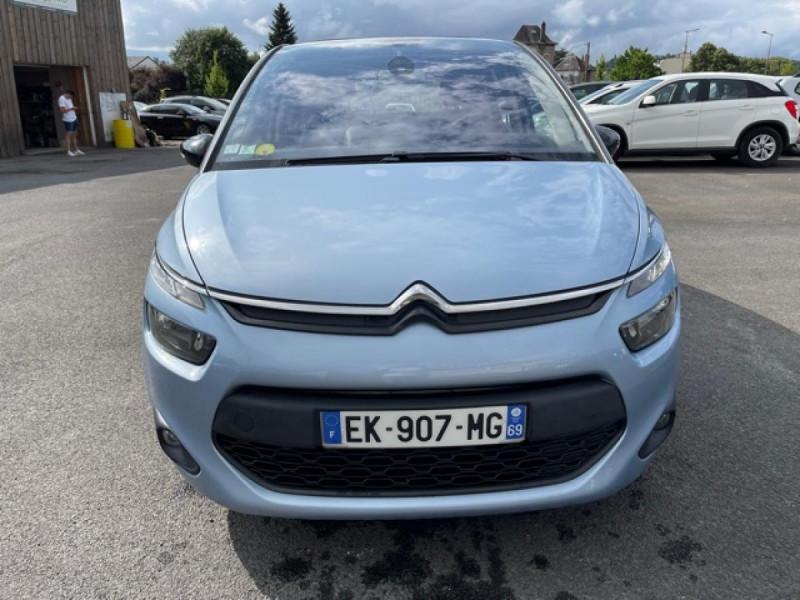 Photo 8 de l'offre de CITROEN C4 PICASSO 1.6 E-HDI 90 ETG  BUSINESS GPS à 9990€ chez Triplo auto