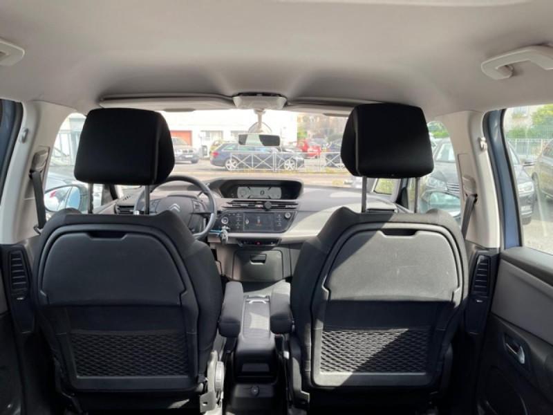 Photo 10 de l'offre de CITROEN C4 PICASSO 1.6 E-HDI 90 ETG  BUSINESS GPS à 9990€ chez Triplo auto