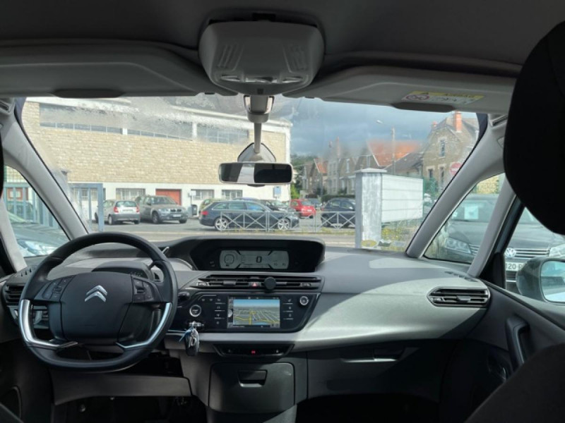 Photo 16 de l'offre de CITROEN C4 PICASSO 1.6 E-HDI 90 ETG  BUSINESS GPS à 9990€ chez Triplo auto