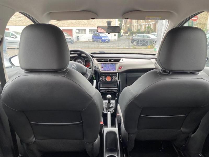 Photo 10 de l'offre de CITROEN C3 1.6 BHDI 100 S&S CONFORT BUSINESS GPS à 9490€ chez Triplo auto