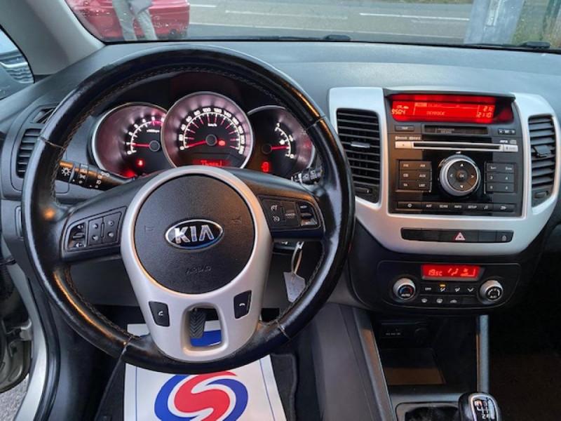 Photo 15 de l'offre de KIA VENGA 1.6 CRDI 115  ACTIVE CLIM à 7990€ chez Triplo auto