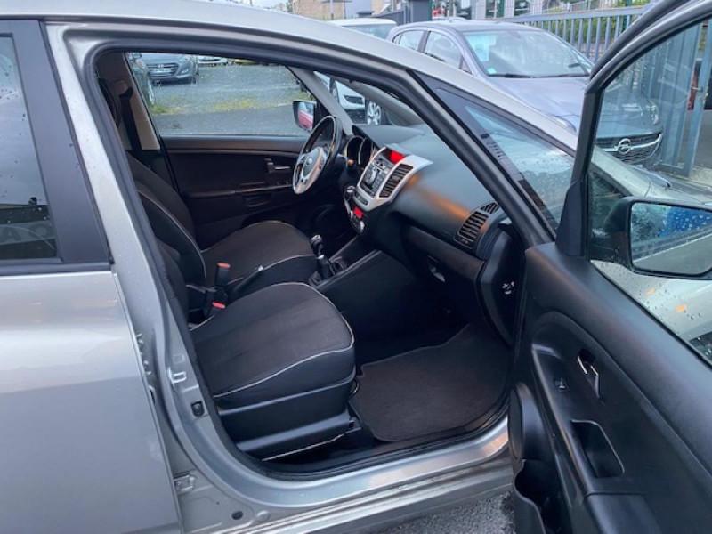 Photo 13 de l'offre de KIA VENGA 1.6 CRDI 115  ACTIVE CLIM à 7990€ chez Triplo auto
