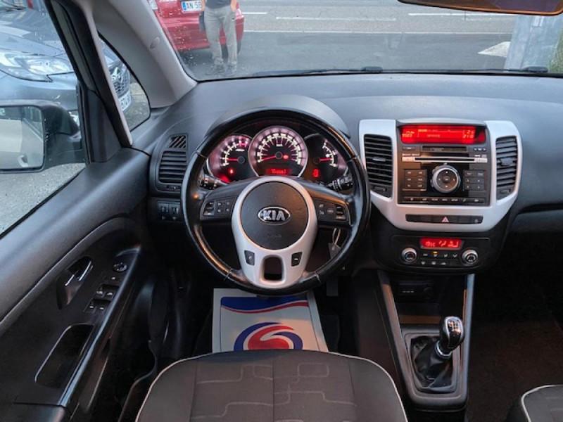 Photo 14 de l'offre de KIA VENGA 1.6 CRDI 115  ACTIVE CLIM à 7990€ chez Triplo auto