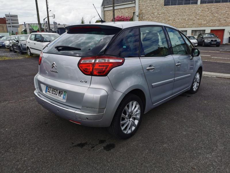 Photo 5 de l'offre de CITROEN C4 PICASSO 1.6 HDI110  EXCLUSIVE  à 6490€ chez Triplo auto