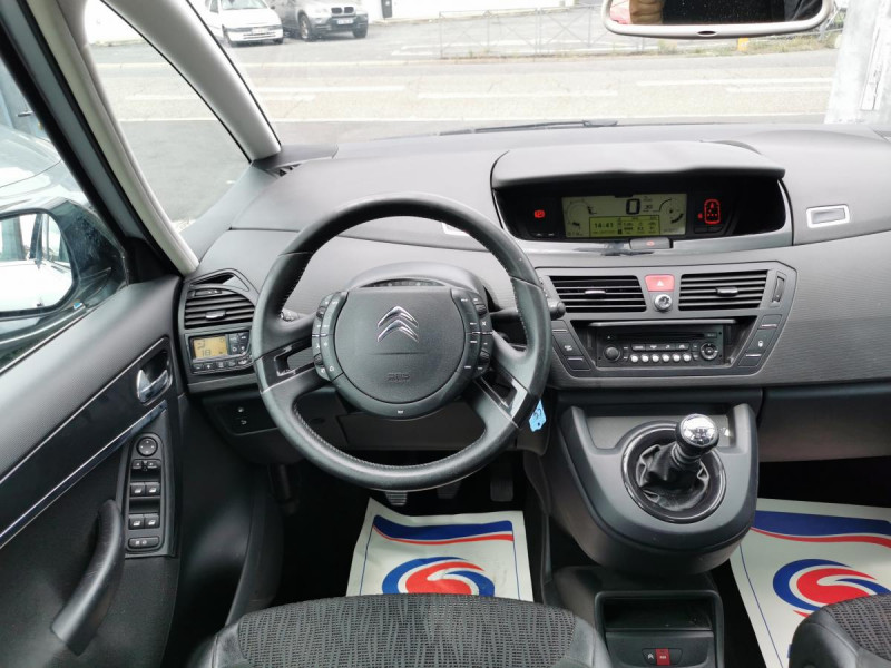 Photo 12 de l'offre de CITROEN C4 PICASSO 1.6 HDI110  EXCLUSIVE  à 6490€ chez Triplo auto