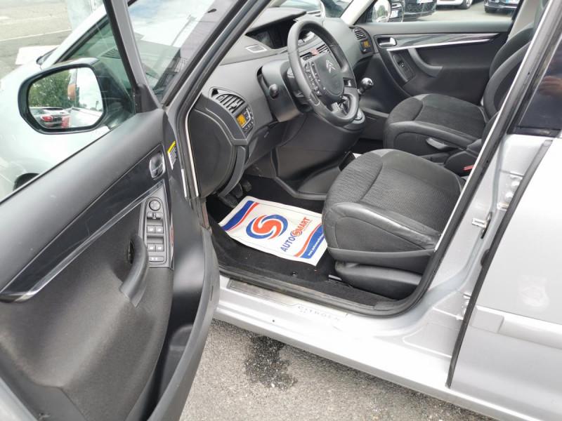 Photo 13 de l'offre de CITROEN C4 PICASSO 1.6 HDI110  EXCLUSIVE  à 6490€ chez Triplo auto