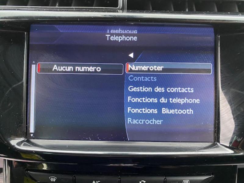 Photo 22 de l'offre de DS DS3 1.6 E-HDI 90 BVA  SO CHIC GPS   RADAR AR à 9990€ chez Triplo auto