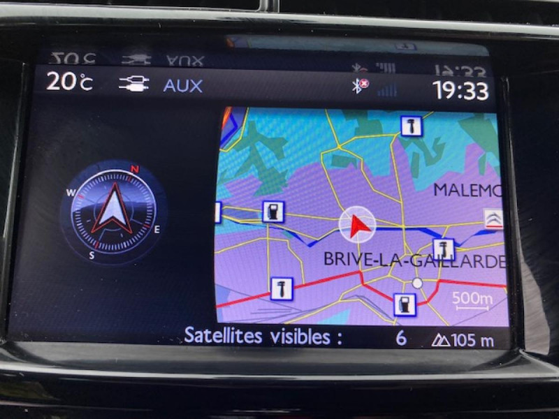 Photo 19 de l'offre de DS DS3 1.6 E-HDI 90 BVA  SO CHIC GPS   RADAR AR à 9990€ chez Triplo auto