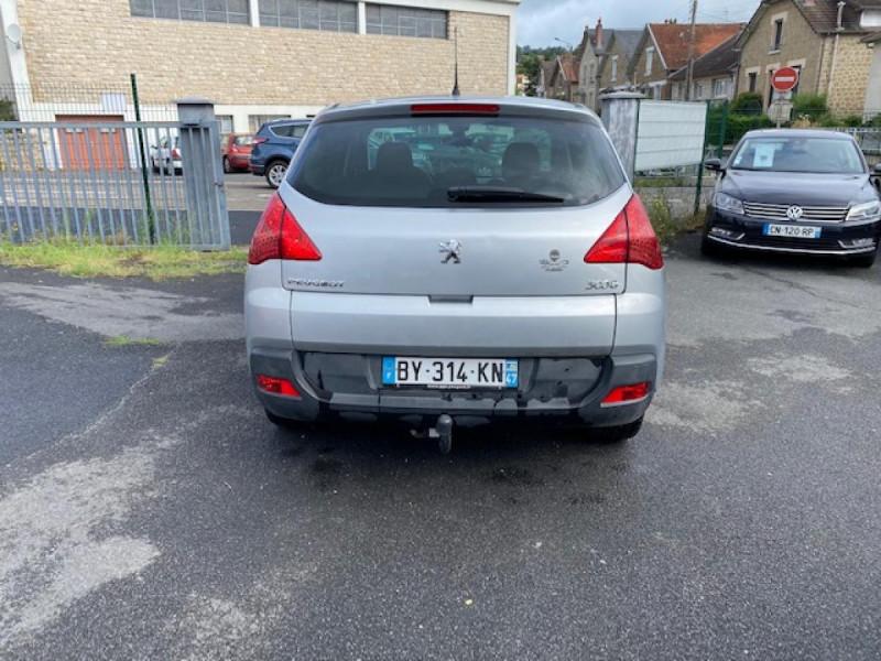 Photo 4 de l'offre de PEUGEOT 3008 1.6 VTI 16V  ACTIVE GPS à 7990€ chez Triplo auto