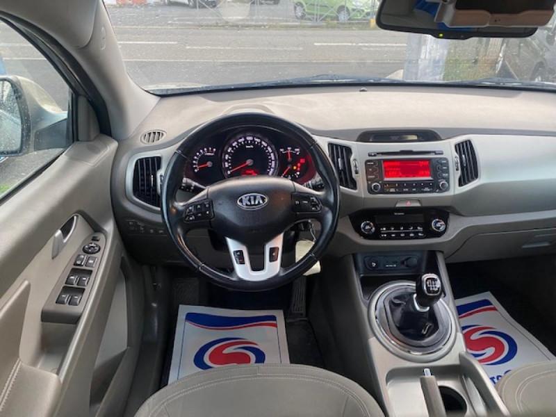 Photo 12 de l'offre de KIA SPORTAGE 1.6 GDI - 135 - STOP&GO  ACTIVE  à 10990€ chez Triplo auto