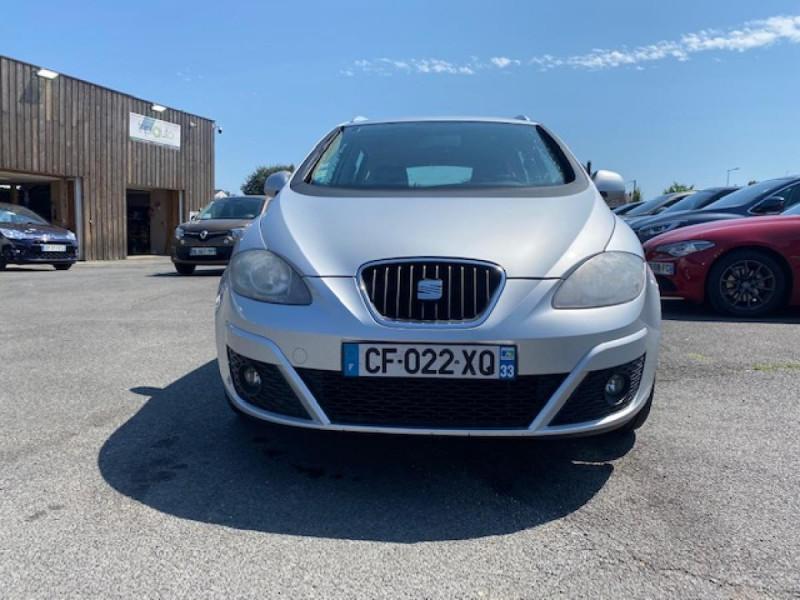 Photo 8 de l'offre de SEAT ALTEA 1.6 - 105 XL STYLE COPA GPS à 6990€ chez Triplo auto