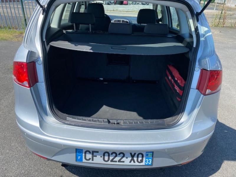 Photo 9 de l'offre de SEAT ALTEA 1.6 - 105 XL STYLE COPA GPS à 6990€ chez Triplo auto