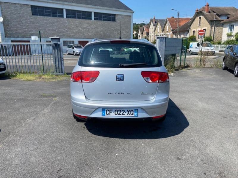 Photo 4 de l'offre de SEAT ALTEA 1.6 - 105 XL STYLE COPA GPS à 6990€ chez Triplo auto