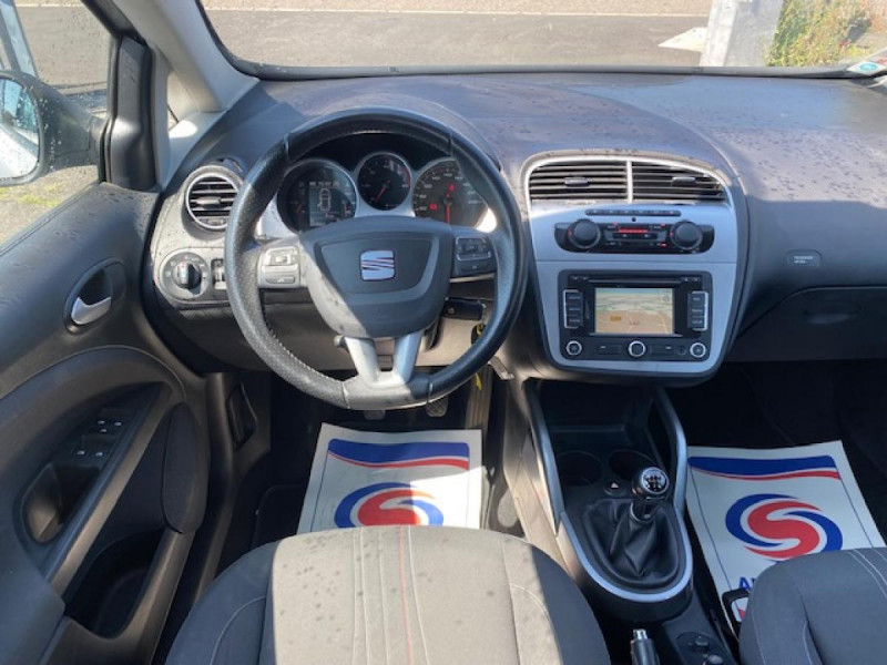 Photo 11 de l'offre de SEAT ALTEA 1.6 - 105 XL STYLE COPA GPS à 6990€ chez Triplo auto