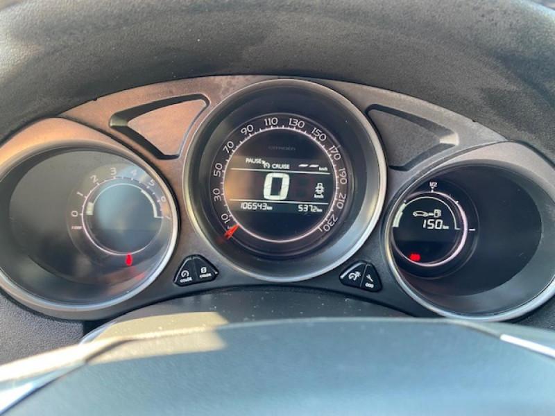 Photo 23 de l'offre de CITROEN C4 1.6 E-HDI 115 MILLENIUM GPS à 8990€ chez Triplo auto