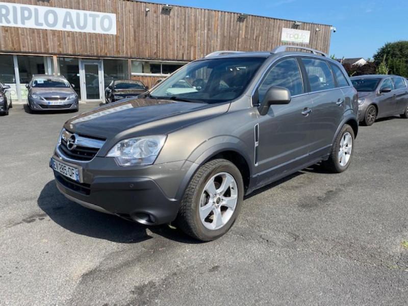 Opel ANTARA 2.0 CDTI 150 - BVA COSMO  Diesel GRIS Occasion à vendre