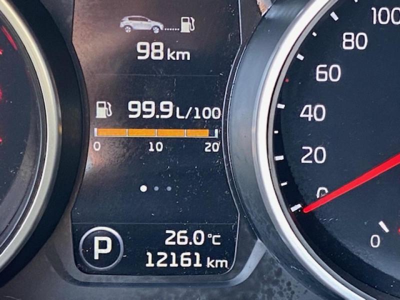 Photo 26 de l'offre de KIA SPORTAGE  2.0 CRDI 185 BVA 4X4 PREMIUM GPS   CAMERA à 19990€ chez Triplo auto