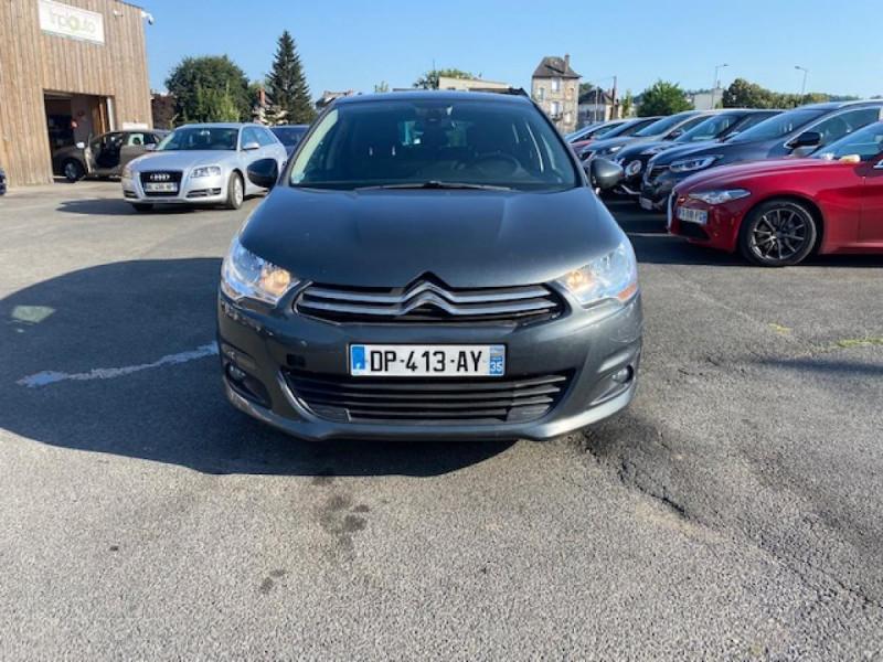 Photo 8 de l'offre de CITROEN C4 1.6 E-HDI 115 MILLENIUM GPS à 8990€ chez Triplo auto