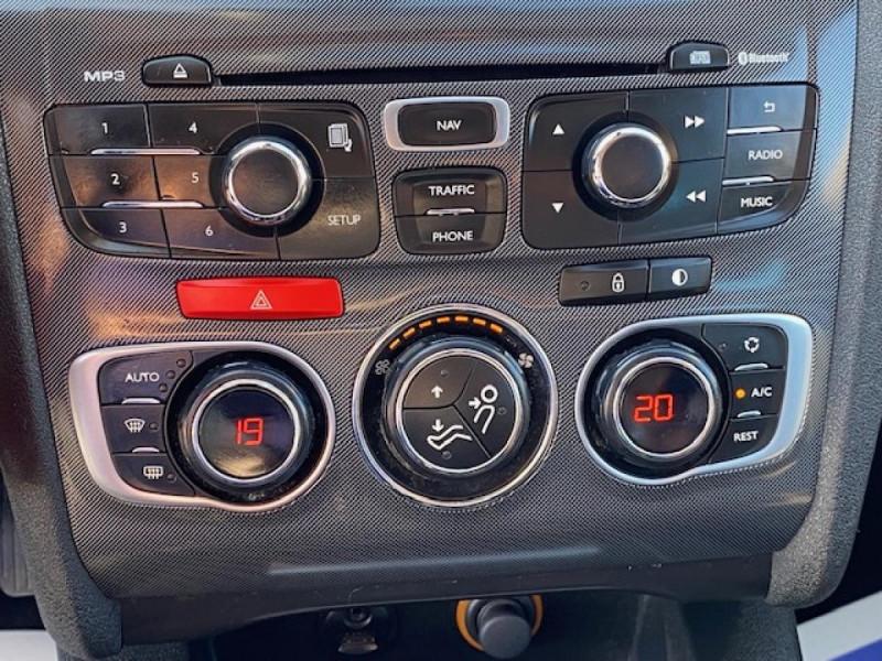 Photo 20 de l'offre de CITROEN C4 1.6 E-HDI 115 MILLENIUM GPS à 8990€ chez Triplo auto