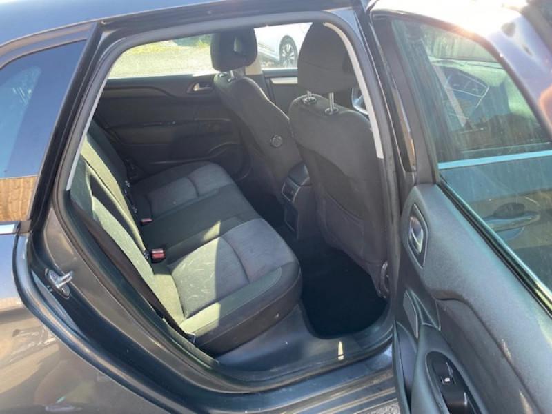 Photo 12 de l'offre de CITROEN C4 1.6 E-HDI 115 MILLENIUM GPS à 8990€ chez Triplo auto