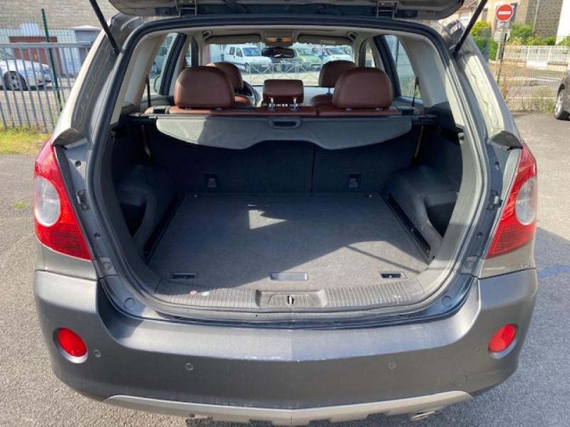 Photo 9 de l'offre de OPEL ANTARA 2.0 CDTI 150 - BVA COSMO  à 7990€ chez Triplo auto