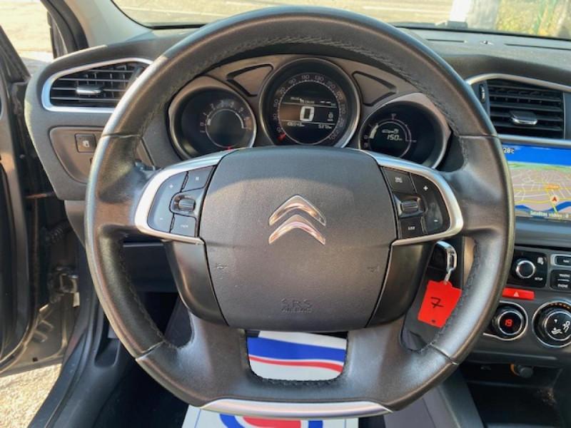 Photo 16 de l'offre de CITROEN C4 1.6 E-HDI 115 MILLENIUM GPS à 8990€ chez Triplo auto