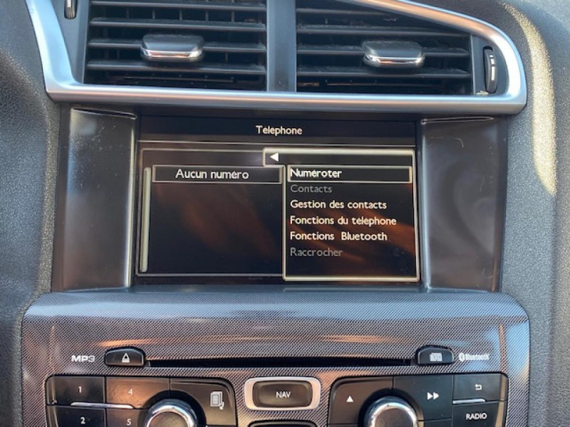 Photo 19 de l'offre de CITROEN C4 1.6 E-HDI 115 MILLENIUM GPS à 8990€ chez Triplo auto