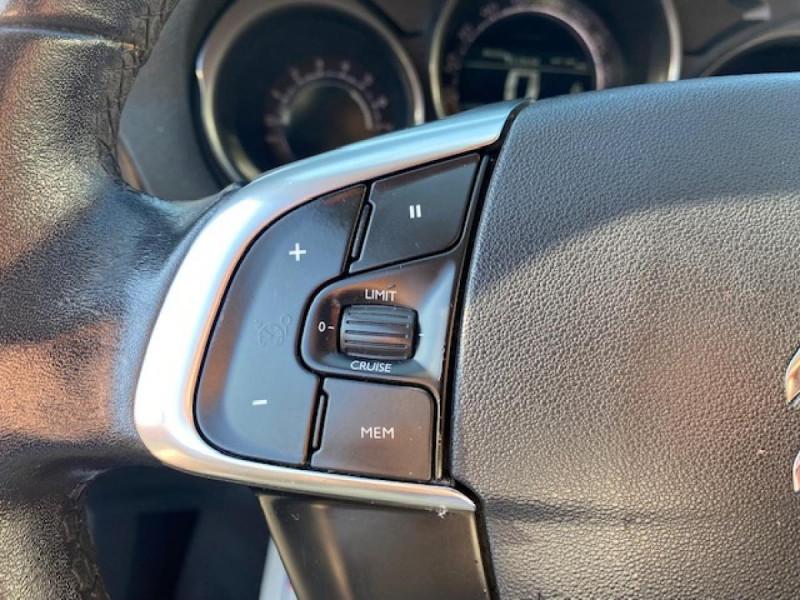 Photo 22 de l'offre de CITROEN C4 1.6 E-HDI 115 MILLENIUM GPS à 8990€ chez Triplo auto