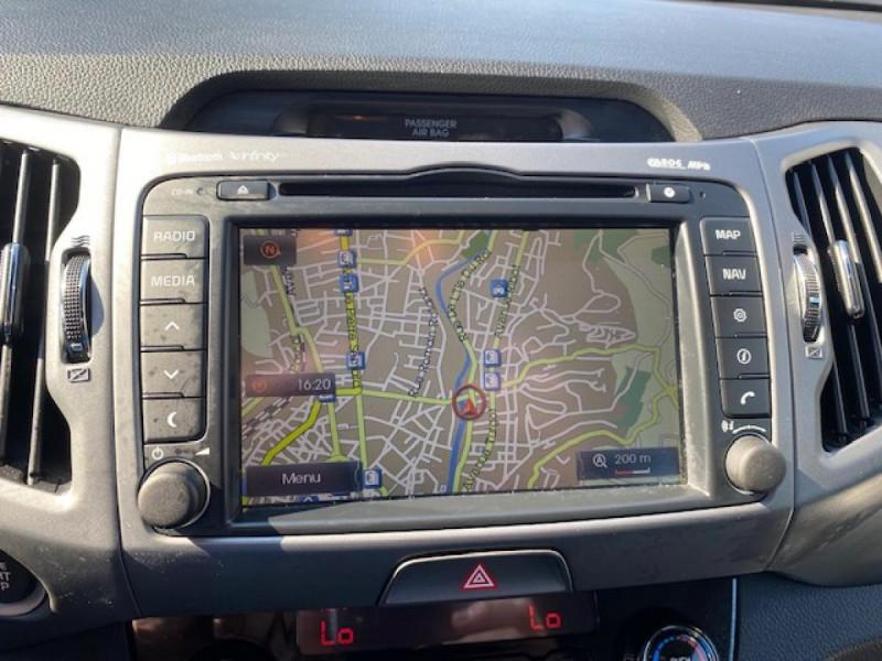 Photo 22 de l'offre de KIA SPORTAGE  2.0 CRDI 185 BVA 4X4 PREMIUM GPS   CAMERA à 19990€ chez Triplo auto