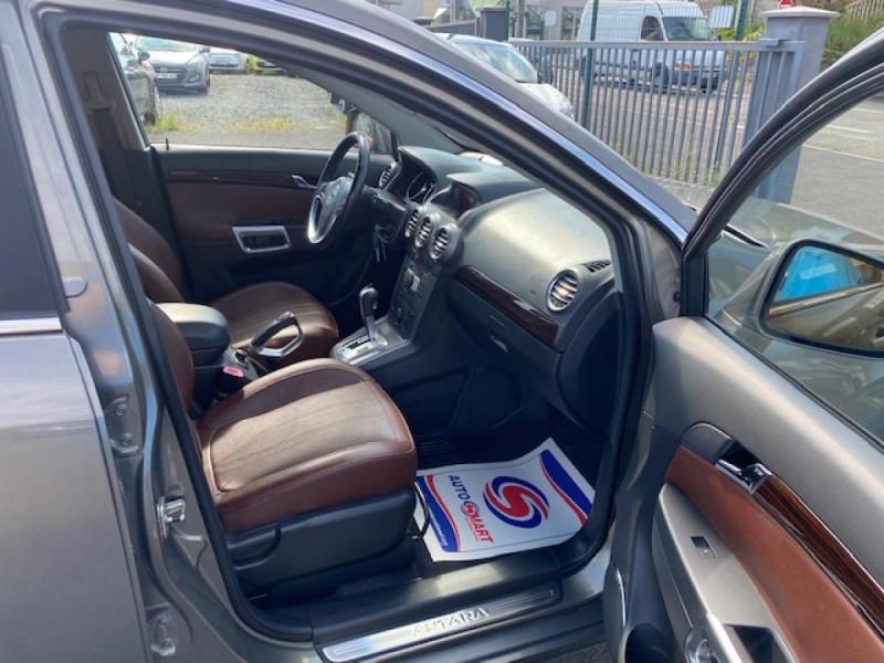Photo 14 de l'offre de OPEL ANTARA 2.0 CDTI 150 - BVA COSMO  à 7990€ chez Triplo auto