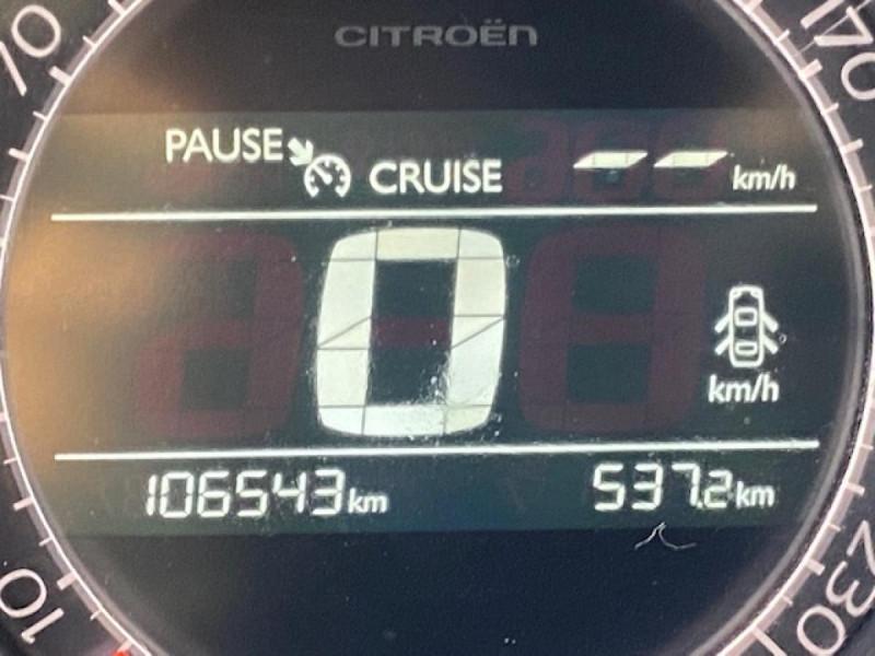 Photo 24 de l'offre de CITROEN C4 1.6 E-HDI 115 MILLENIUM GPS à 8990€ chez Triplo auto