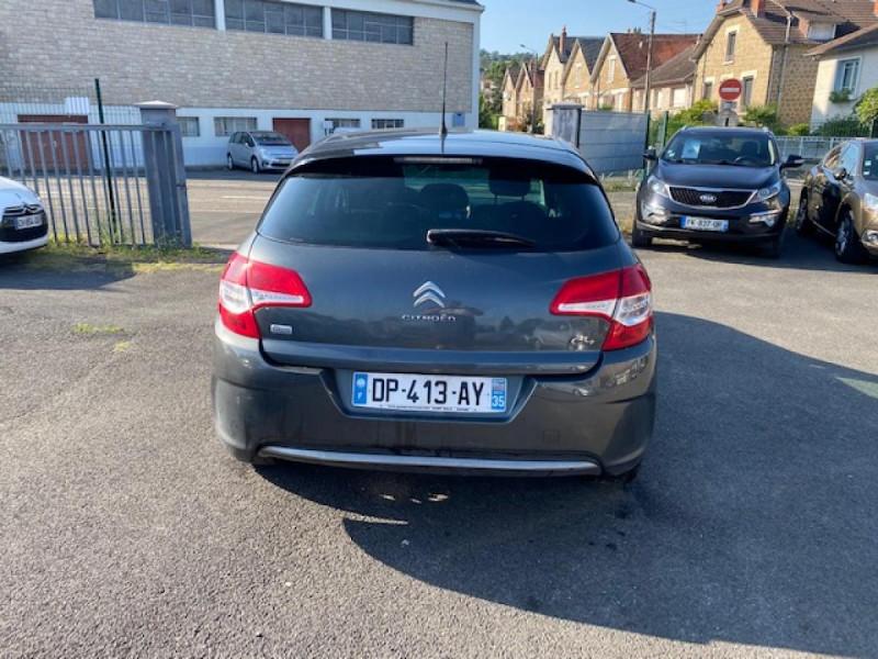 Photo 4 de l'offre de CITROEN C4 1.6 E-HDI 115 MILLENIUM GPS à 8990€ chez Triplo auto