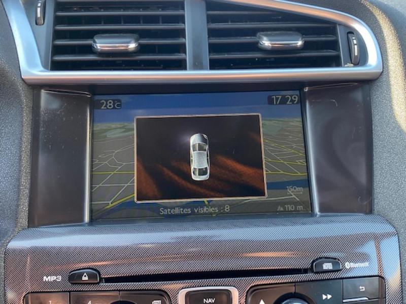 Photo 26 de l'offre de CITROEN C4 1.6 E-HDI 115 MILLENIUM GPS à 8990€ chez Triplo auto