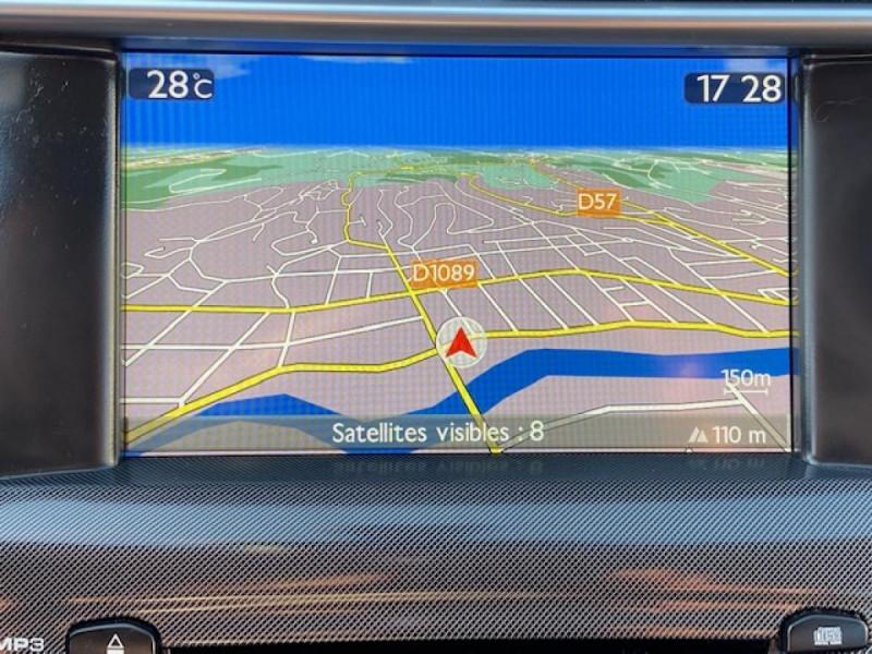 Photo 18 de l'offre de CITROEN C4 1.6 E-HDI 115 MILLENIUM GPS à 8990€ chez Triplo auto