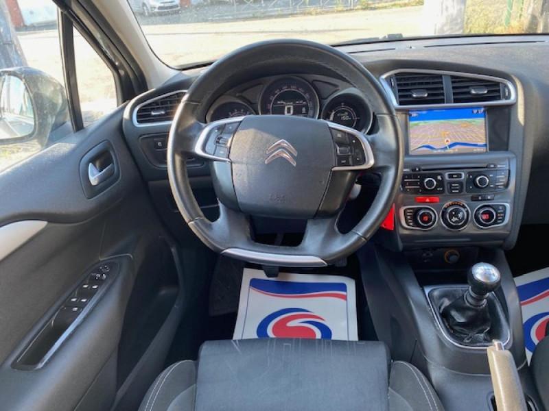 Photo 15 de l'offre de CITROEN C4 1.6 E-HDI 115 MILLENIUM GPS à 8990€ chez Triplo auto
