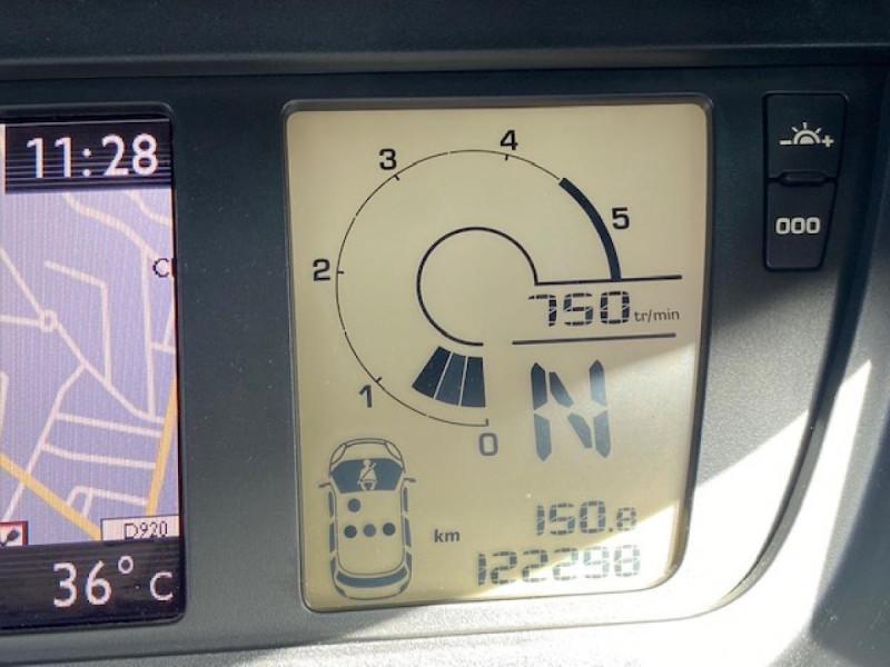 Photo 19 de l'offre de CITROEN C4 PICASSO 1.6 HDI110 BMP6 BUSINESS GPS   RADAR AR à 6990€ chez Triplo auto